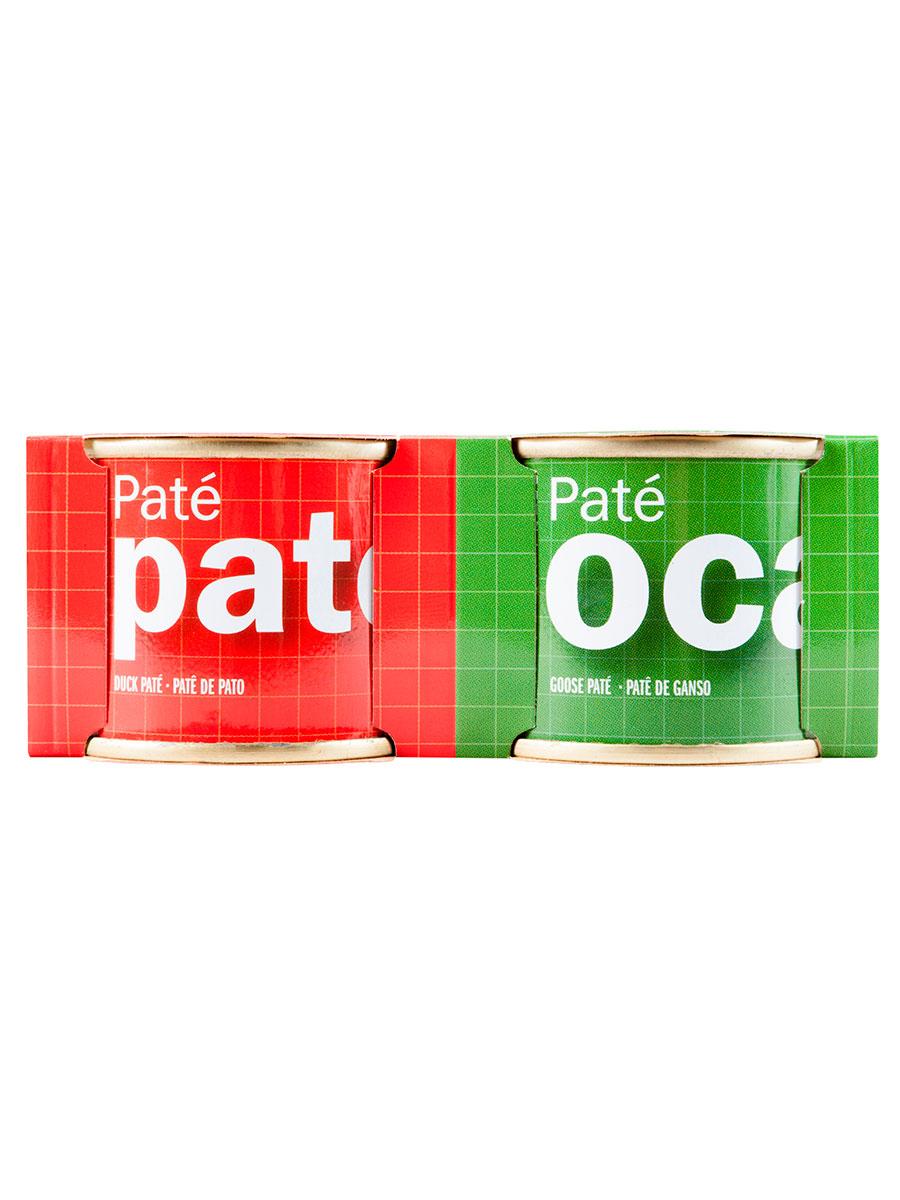 PACK PATE HIG.OCA+PATE HIG.PATO.MARTIKO.2X70 G