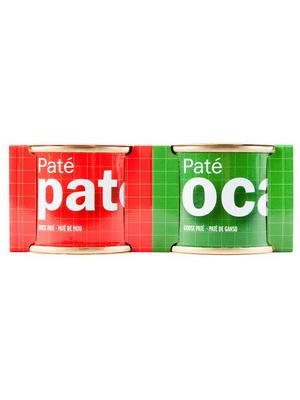 PACK PATE DE PATO Y OCA MARTIKO