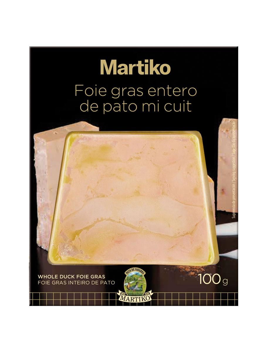 Whole Duck Foie Gras Martiko