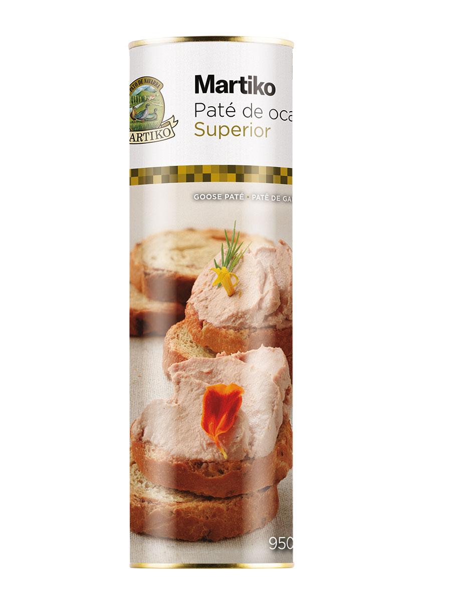 PATE DE OCA MARTIKO SUPERIOR 950G