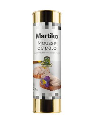 MOUSSE DE PATO. LATA CILINDRICA 950G