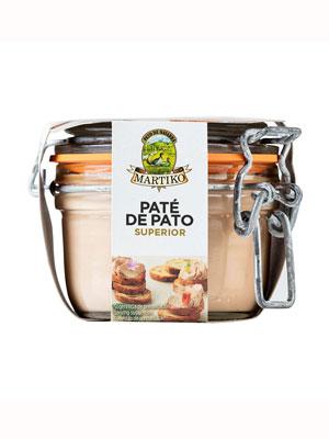 PATE DE PATO MARTIKO SUPERIOR BOCAL