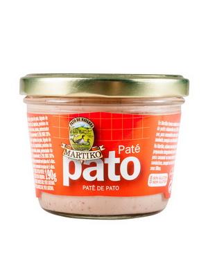 PATE DE PATO . 190 G. TA