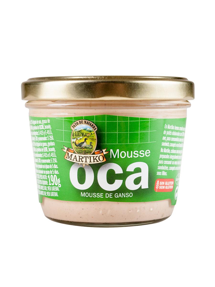 MOUSSE DE OCA. 190 G. TA