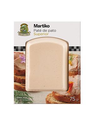 PATE DE PATO MARTIKO SUPERIOR