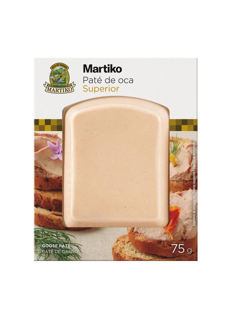 PATE DE OCA 75G MARTIKO SUPERIOR