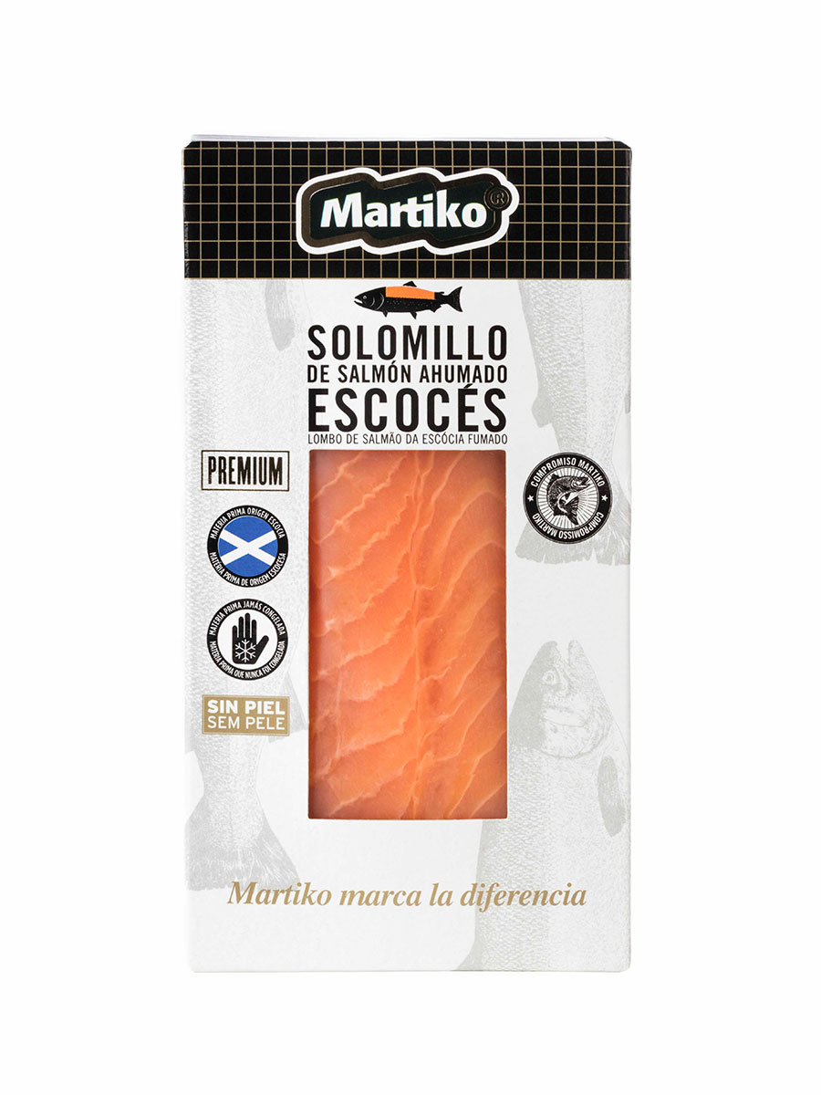 SOLOMILLO SALMON ESCOCES MTKO150G 5U