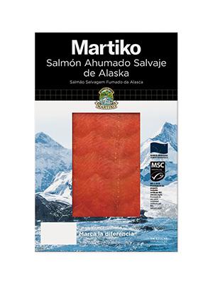 SALMON AHUMADO SALVAJE DE ALASKA MSC 80G