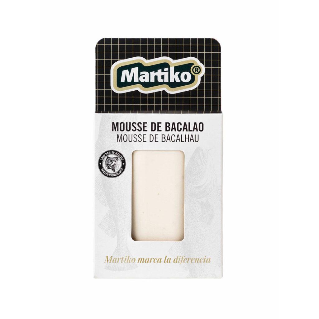 MOUSSE DE BACALAO MARTIKO 130 G