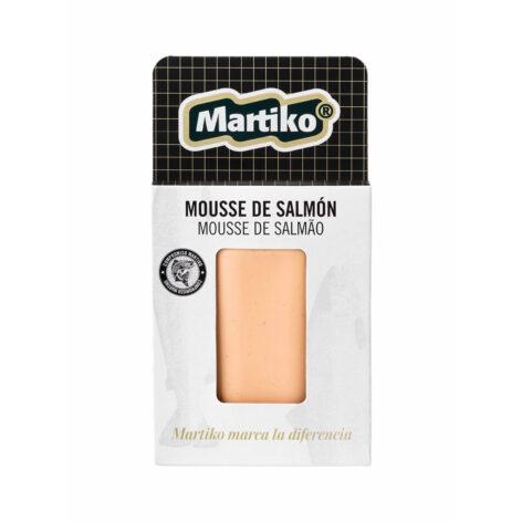 MOUSSE DE SALMÓN MARTIKO 130 G