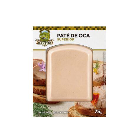 PATÉ DE OCA MARTIKO SUPERIOR 75G