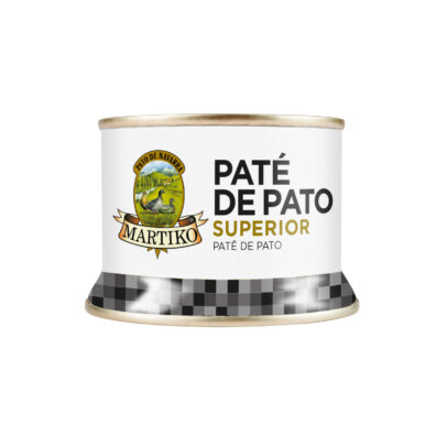 PATÉ DE PATO MARTIKO SUPERIOR 130 G