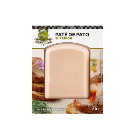 PATÉ DE PATO MARTIKO SUPERIOR 75G