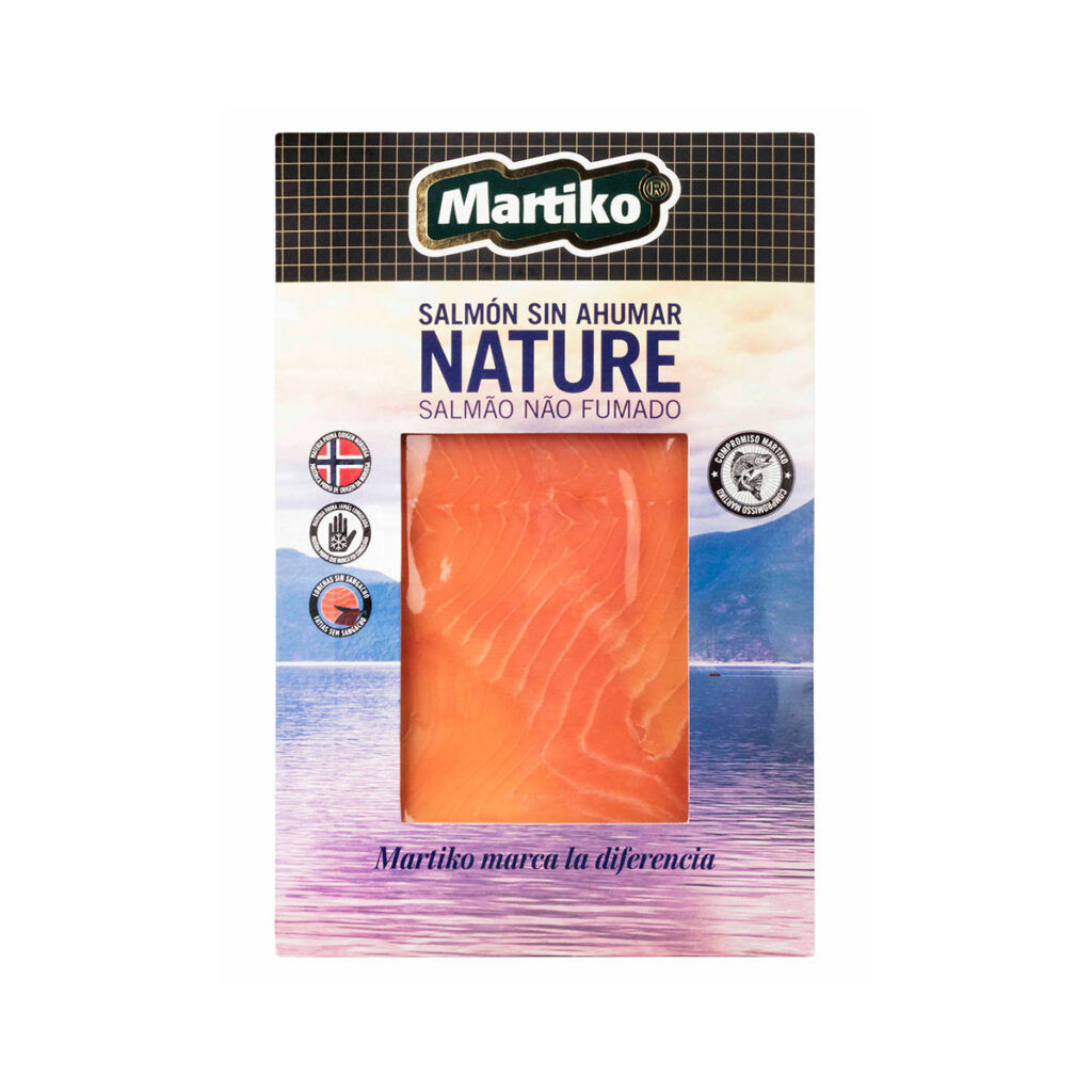 SALMÓN MARTIKO NATURE 80 G