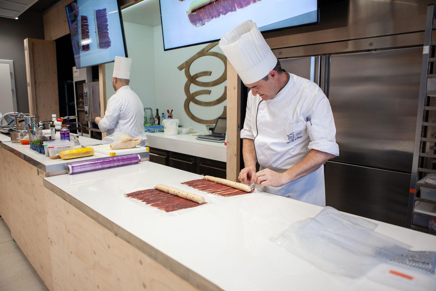 Curso Martiko Técnica, Producto y Creatividad sobre el pato y el foie gras